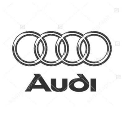 audi khodro logo car