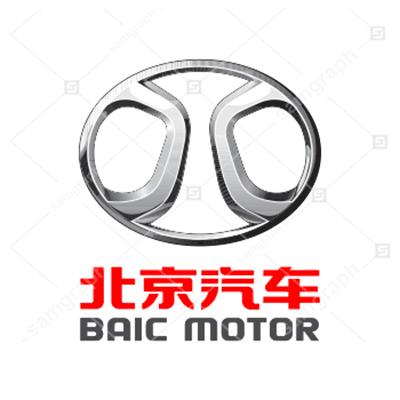 baic khodro logo car