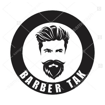 barber shop logo arayeshgah mardaneh