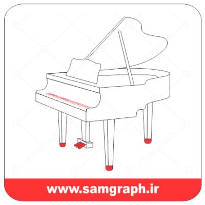 دانلود طرح وکتور پیانو - Download piano logo Vectorبدون رنجه و بدونه محدودیت کیفیت در بزرگنمایی است و مناسب برای ساخت تابلو های تبلیغاتی چلنیوم (حروف چنلیوم)، چاپ لارج فرمت، نئون پلاستیک (حروف پلاستیک) ، حروف استیل، حروف فلزی و حک بر روی ورق مولتی استایل و اسید کاری روی ورق استیل طلایی و نقره ای و همچنین ساخت لامپ نئون و لامپ ال ای دی ثابت و … آماده دانلود برای شما عزیزان میباشد.