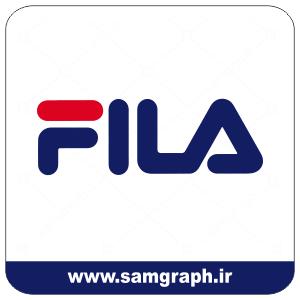 دانلود وکتور لوگو فیلا - Download vector FILA