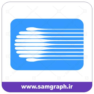 وکتور لوگو شبکه شتاب - shetab vector