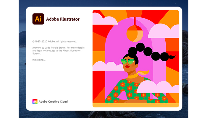 برنامه ادوبی ایلاستریتور - Adobe Illustrator CC 2020