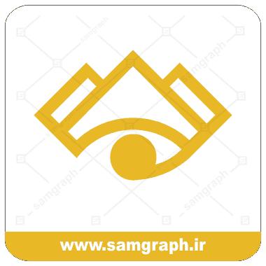 وکتور لوگو آرم صدا و سیمای شبکه تلویزیون شهر اردبیل