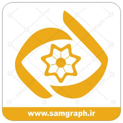 وکتور لوگو آیکون صدا و سیمای شبکه تلویزیون شهر اراک