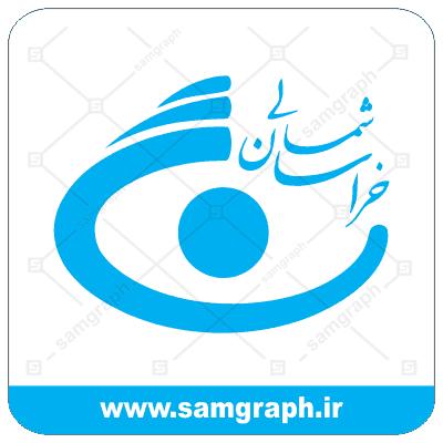 وکتور لوگو آرم صدا و سیمای تلویزیون - شبکه استان خراسان شمالی