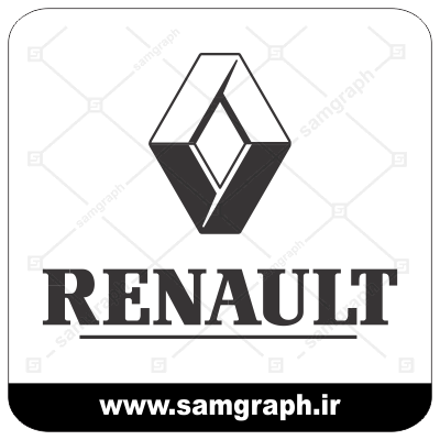 CAR IRANI RENUALT SAIPA LOGO FILE ARM VECTOR LATIN L90
