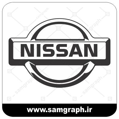 وکتور لوگو و آرم شرکت خودروسازی نیسان - CAR NISSAN-3