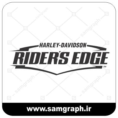 وکتور لوگو و آرم شرکت موتورسازی هارلی دیویدسون - HARLEY DAVEDSON