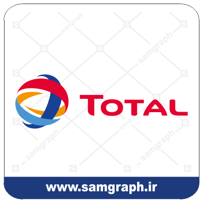 logo vector sherkat naft oil total 1