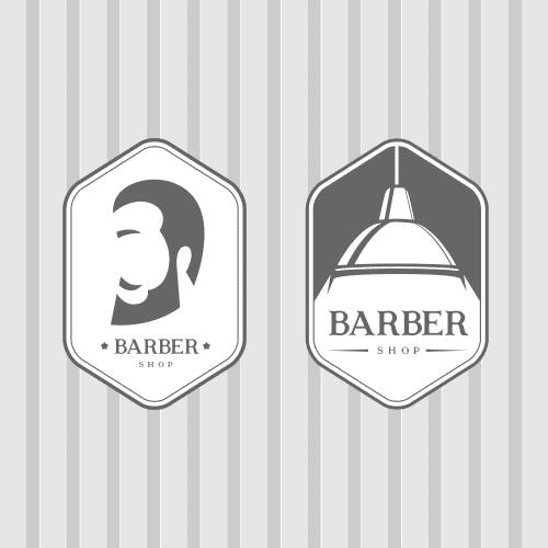 barber stor salmoni arayeshgar vector baner 1