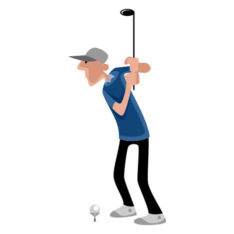 baz varzesh golf daste golf mard golf baz vector 1