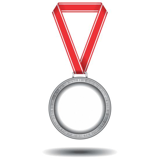 medal khali mosabeghe ba roban amade kar vector file 1
