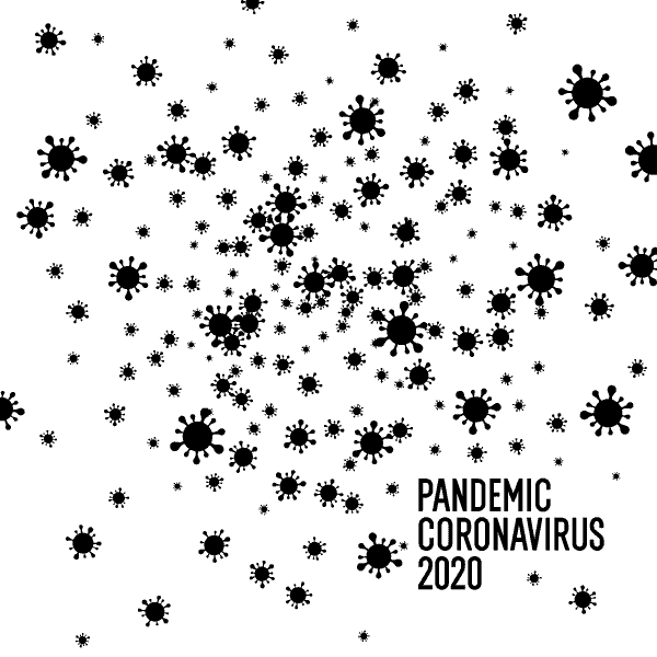 pandemic corona virus hamegiri covid19 vector file 1
