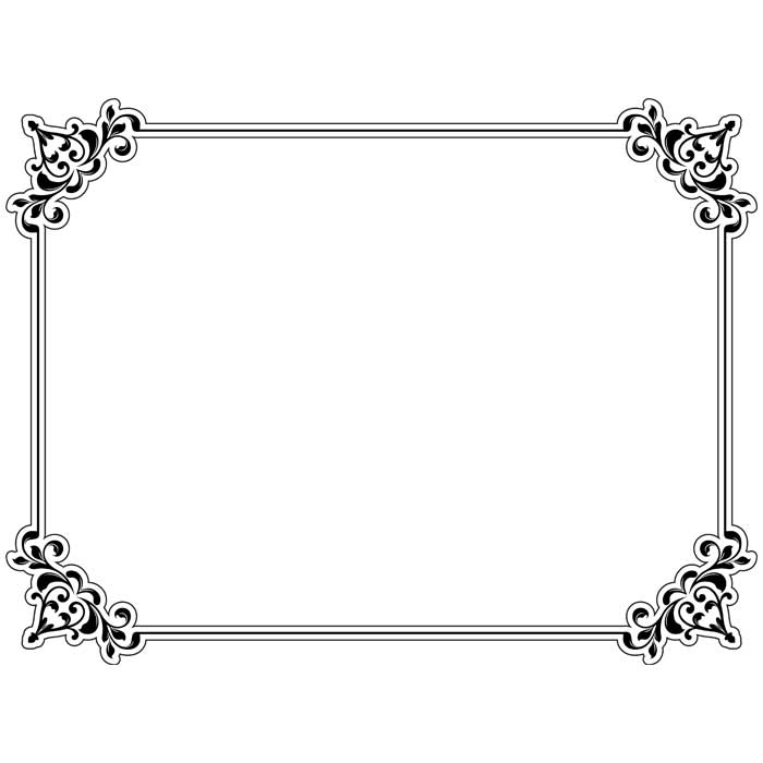 decorative border 1