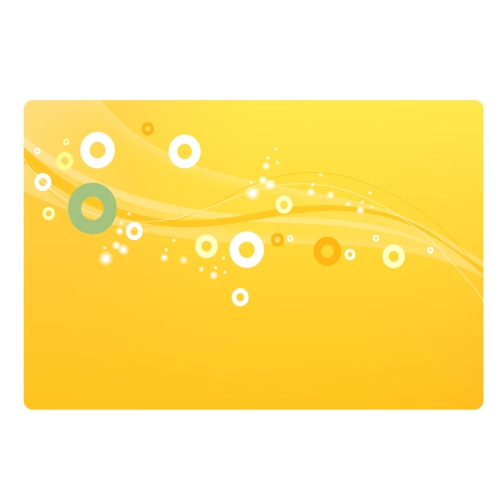 Background abstract yellow row 1