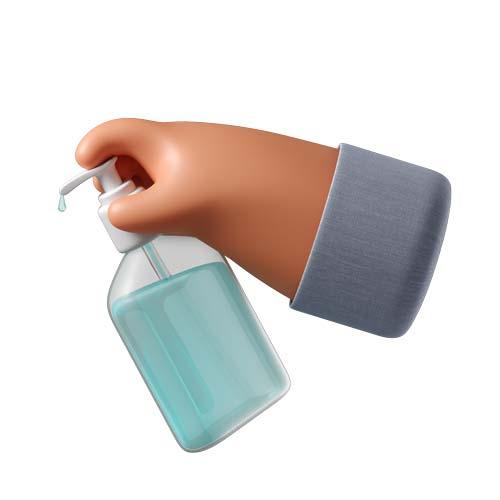 Hands sanitizer 1 1