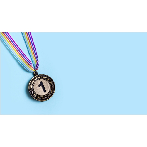 assortment first place olympics medal 1