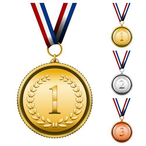 award medals set 1