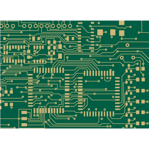 background board electronic madar 20green