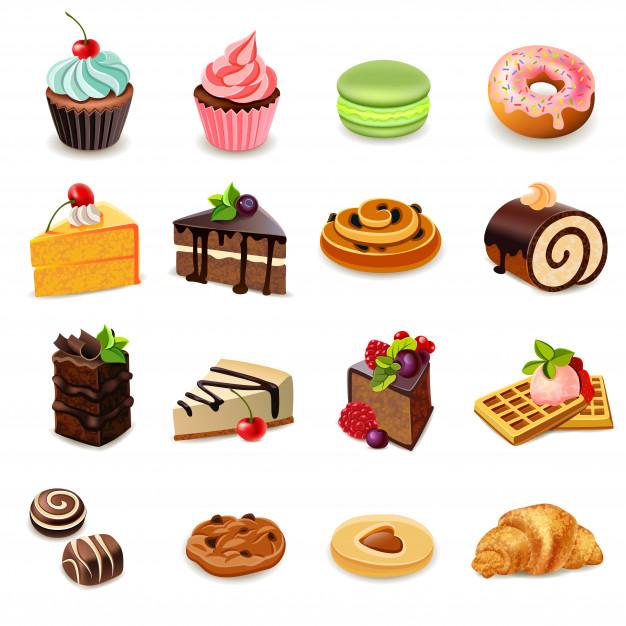 شیرینی و شکلات