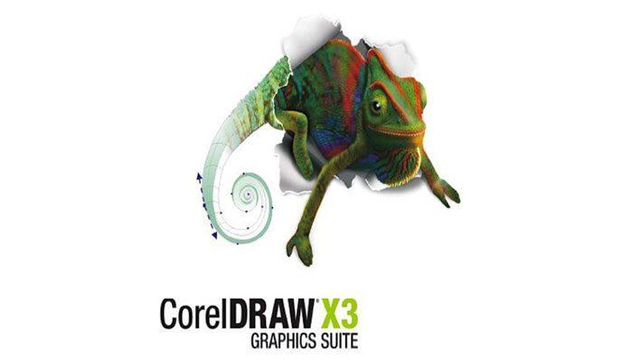 دانلود کورل دراو نسخه CorelDRAW Graphics Suite windows X3