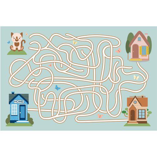 educational maze children 1