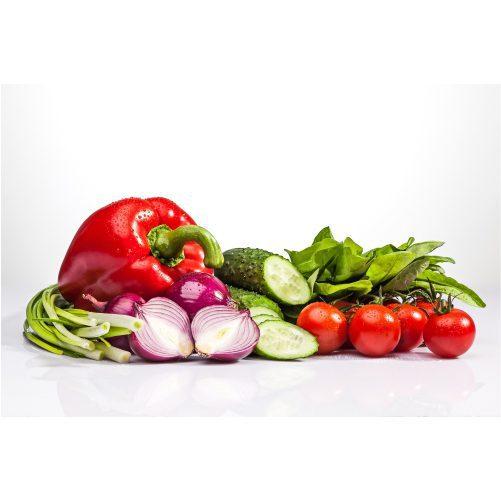 fresh vegetables salad 1