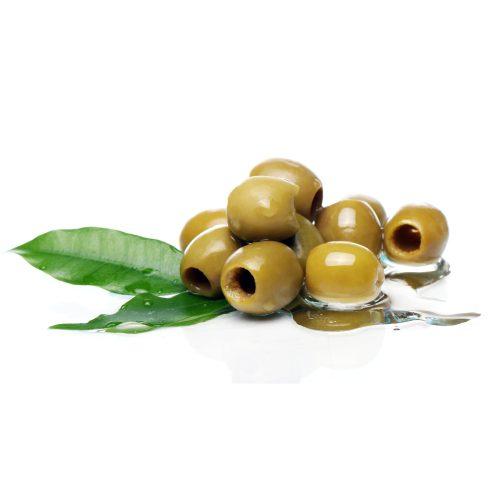 green olives oil 1