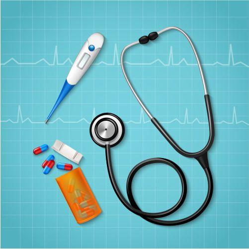 medical treatment tools composition 1