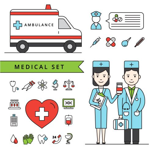 medicine concept set 1