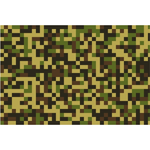 pixelated military camouflage pattern texture 1