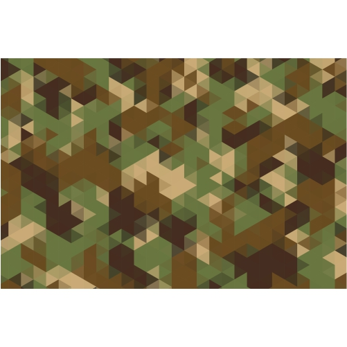 triangles pattern camouflage military army fabric style texture 1