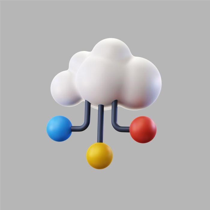 3d cloud data storage