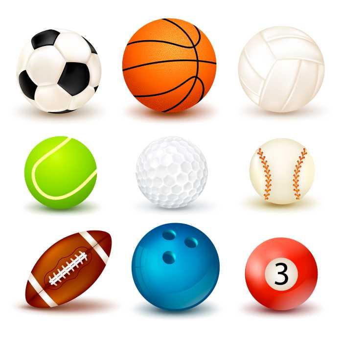 ball icon set 1