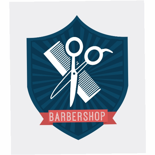 barbershop logotype 1