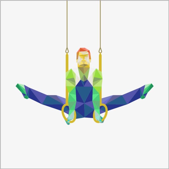 polygonal gymnastic rings 1