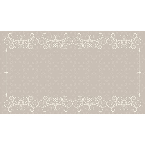 Vintage floral background with text space 1