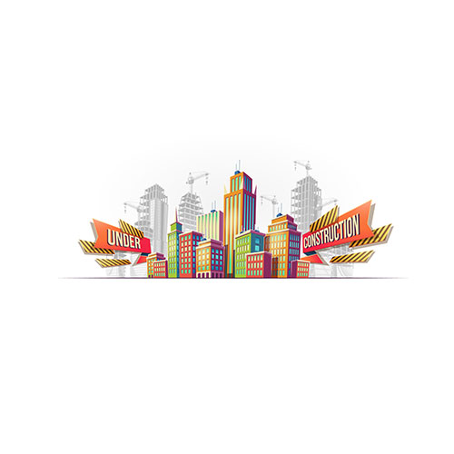big city buildings background buildings construction 1