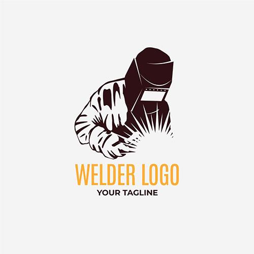 detailed welder logo template 2 1