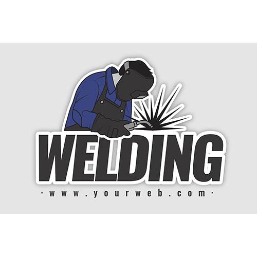 detailed welder logo template 8 1
