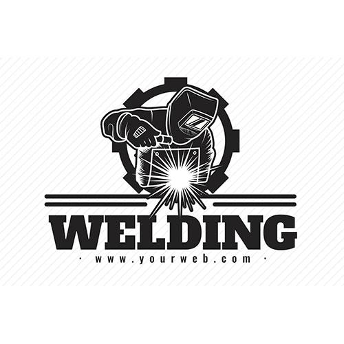 detailed welder logo template 9 1