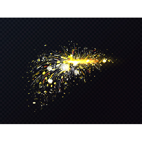 fire sparks metal welding cutting flare sparkles 1