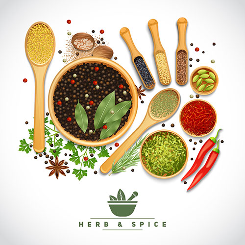 herb spice poster 1