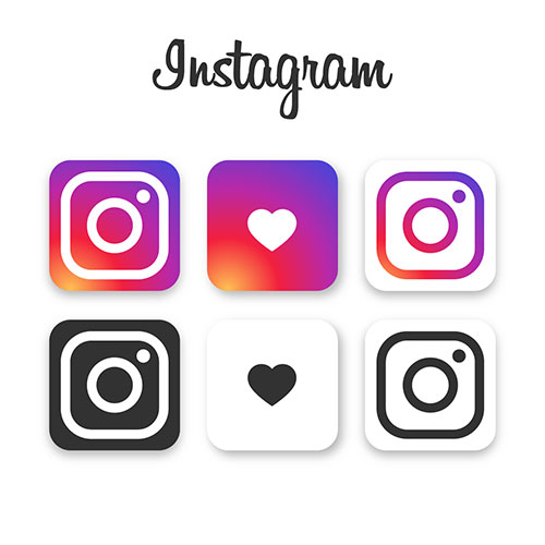 instagram icon collection 1