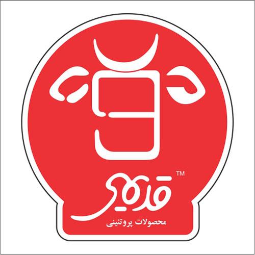 logo mahsoolat proteeeni ghadimi 1