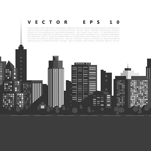 vector modern city 1