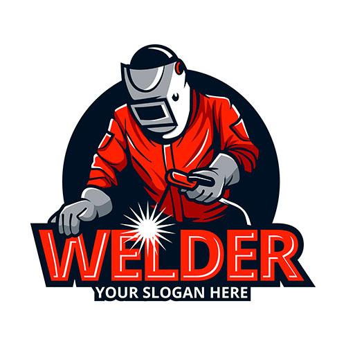 welder logo template with details 2 1